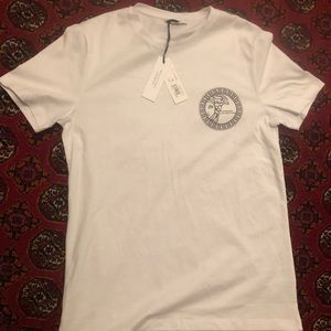 Versace T Shirt Girocollo Small Versace Collection